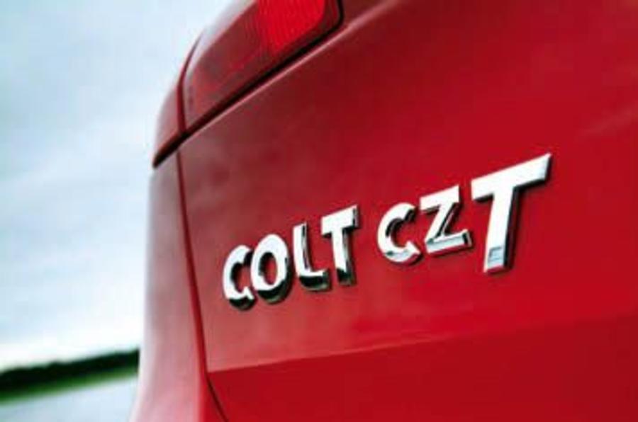 Mitsubishi Colt 1.5 CZT