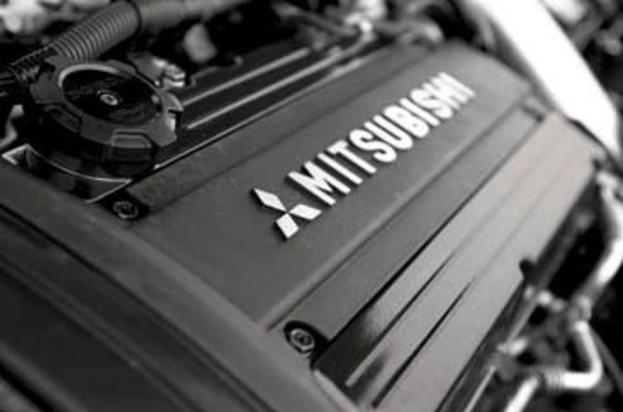 Mitsubishi Evo (03-)  MR FQ-400 4dr Saloon