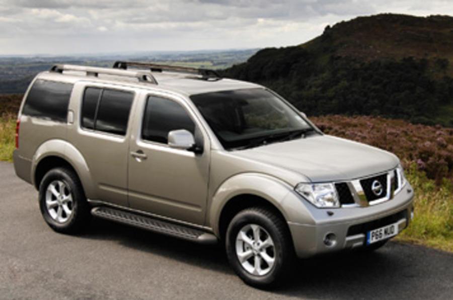 Nissan Pathfinder 2.5 dCi Trek