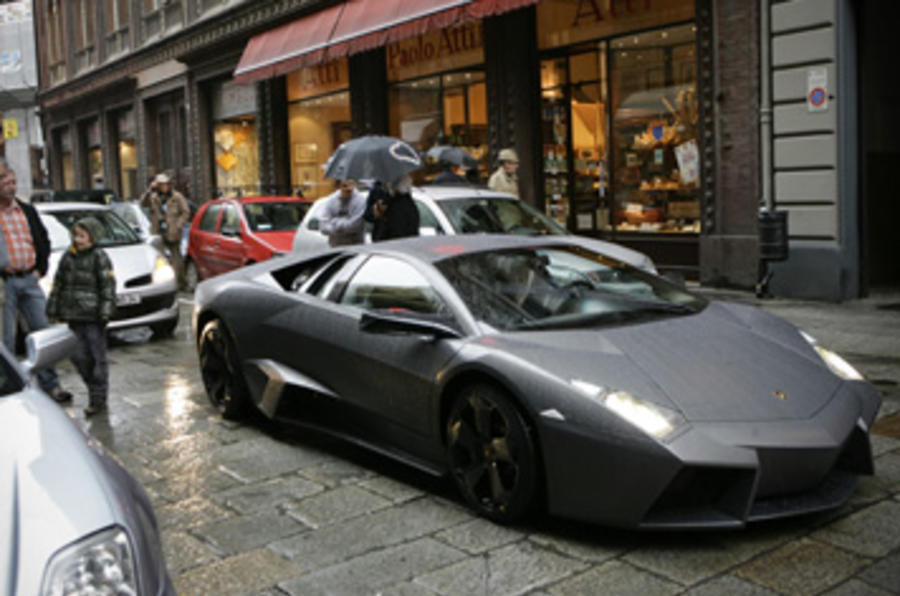 Lamborghini Reventon First Drive