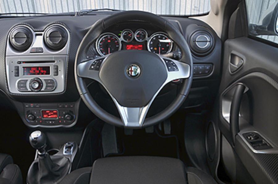 Alfa Romeo Mito 1.6 JTDm Lusso