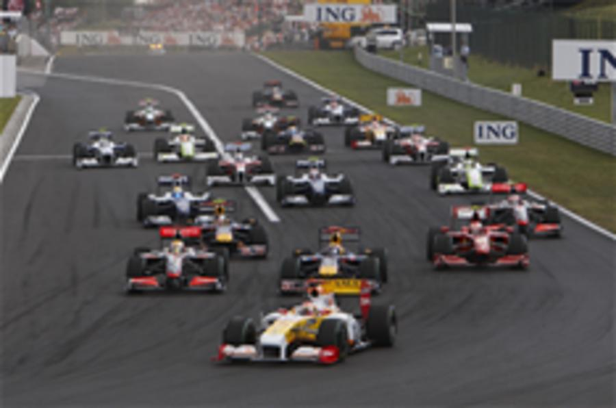 Renault looks to secure F1 future