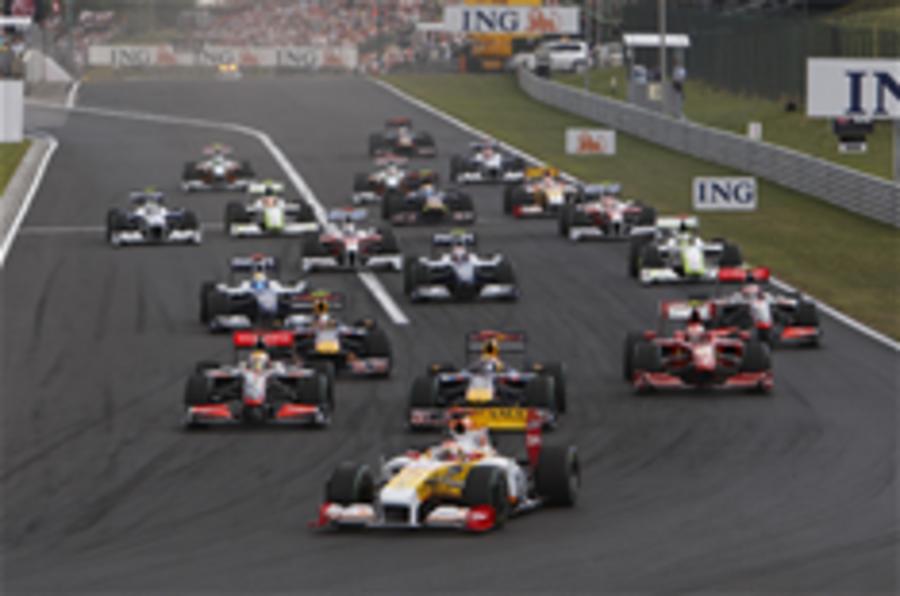 Renault prepares to quit F1
