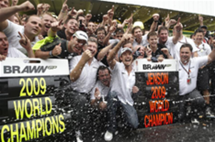 F1 season review 2009