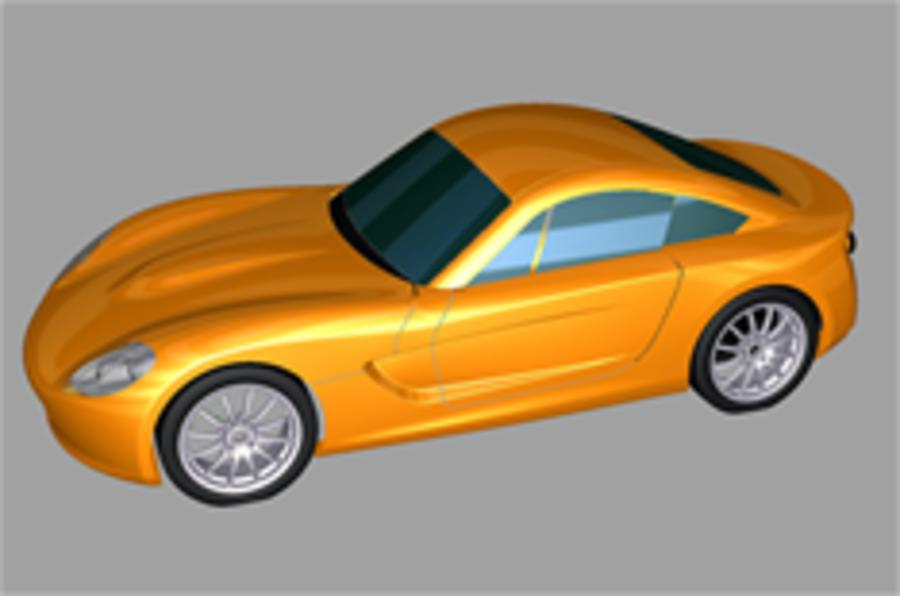 Ginetta G50 replaced by G40