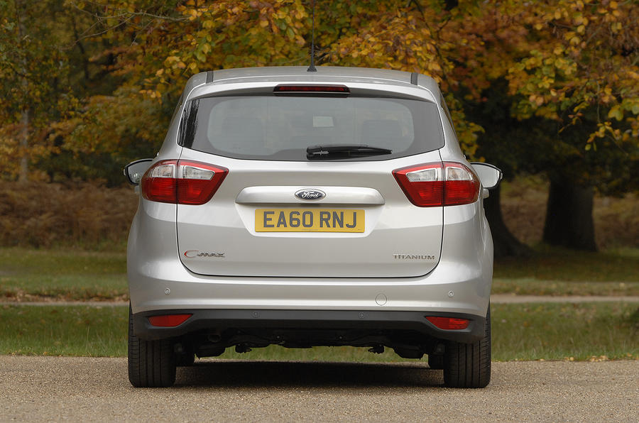 Ford C-Max rear end