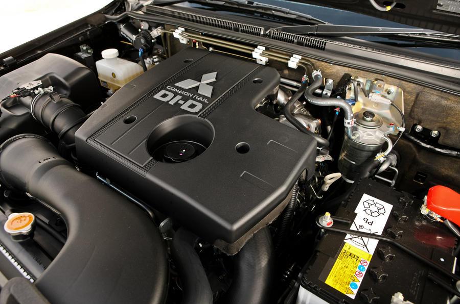 Mitsubishi Shogun 3.2 SG4