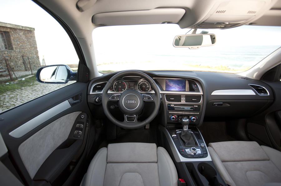 Audi A4 2.0 TDIe SE