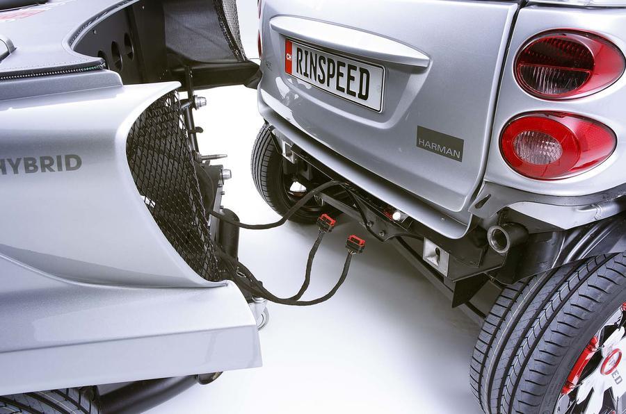 Geneva 2012: Rinspeed Dock+Go