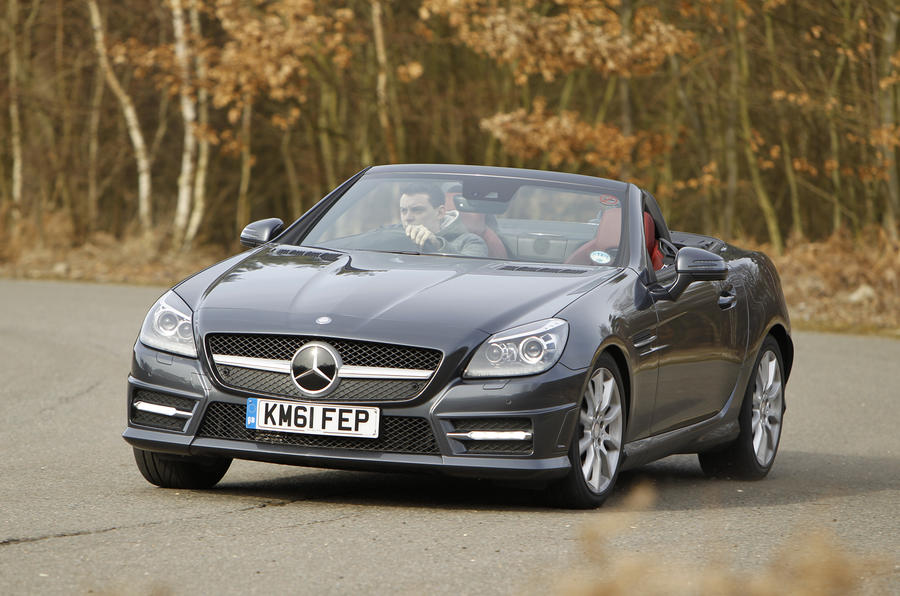 Mercedes-Benz SLK 250 CDI Sport