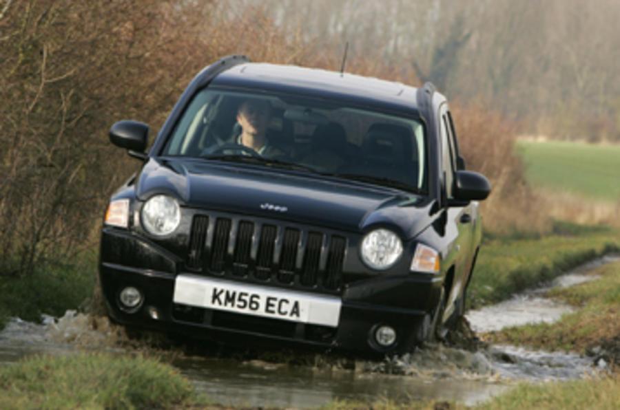 Jeep Compass 2.0D