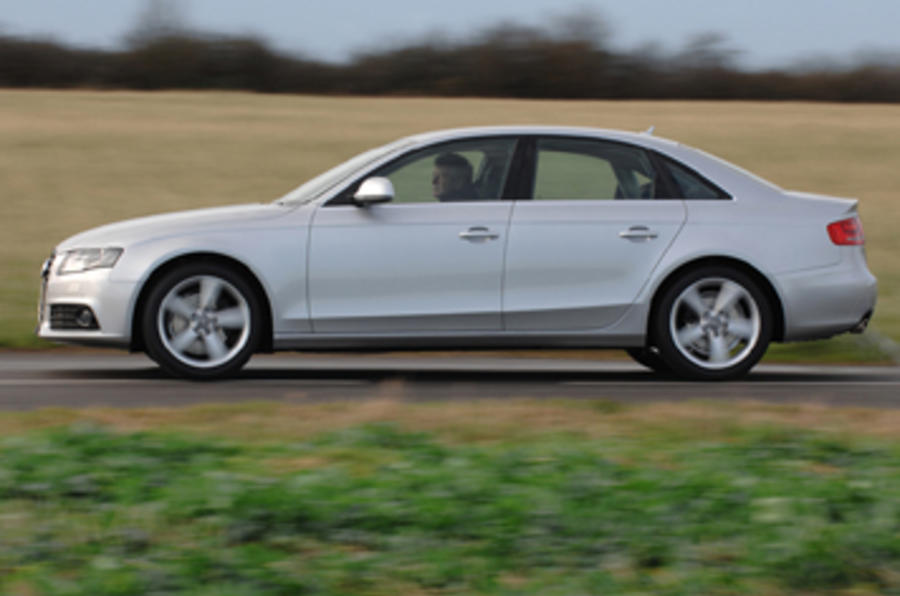 Audi A4 2.0 TDI 120 SE