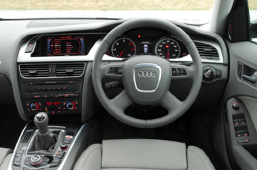 Audi a4 avant multitronic review 2014 11