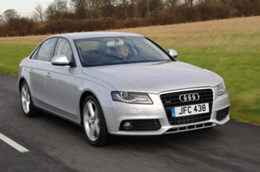 Audi A4 2.0 T >> Audi A4 2.0 TDI 120 SE review | Autocar