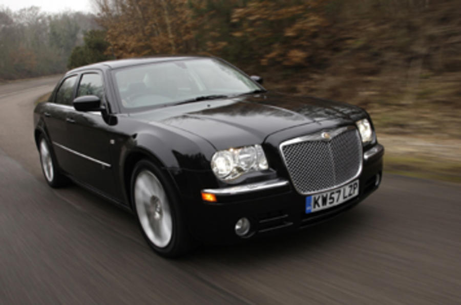 chrysler 300c srt design review autocar. Black Bedroom Furniture Sets. Home Design Ideas