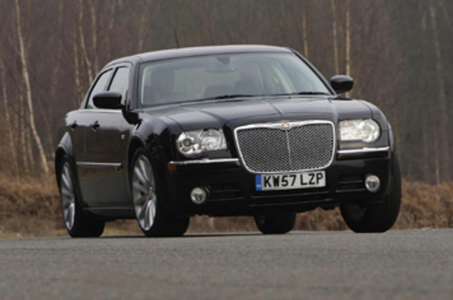 Chrysler 300C SRT-Design