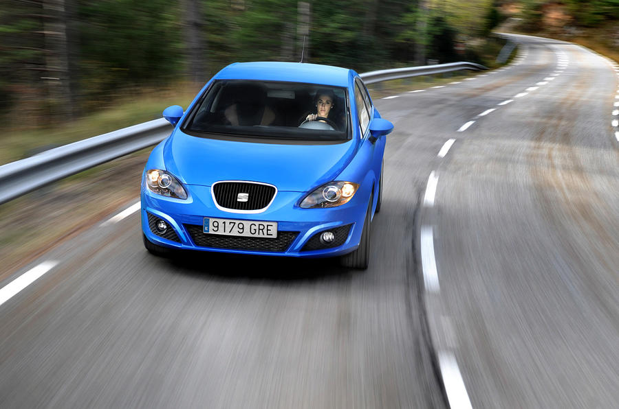 Seat Leon Ecomotive Technology