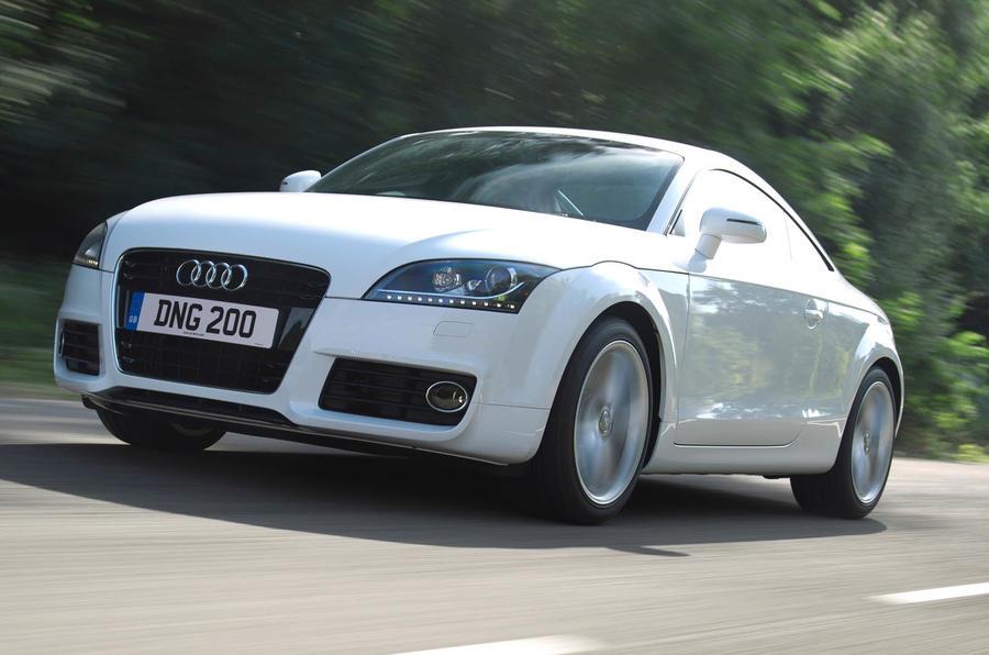 £24,080 Audi TT 1.8 TFSI Sport