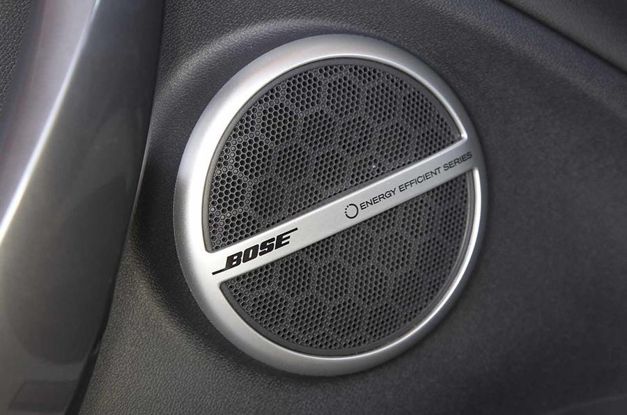 Renault Megane Bose stereo