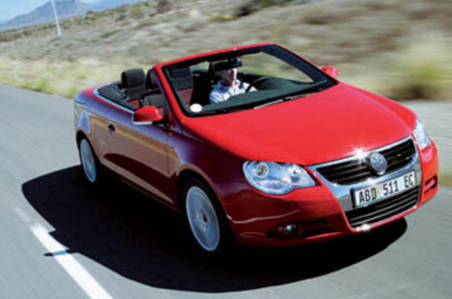 VW Eos 2.0 TFSI Sport