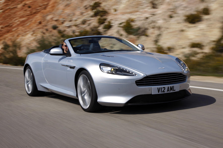 Aston Martin Virage Volante Review Autocar - Aston martin virage coupe