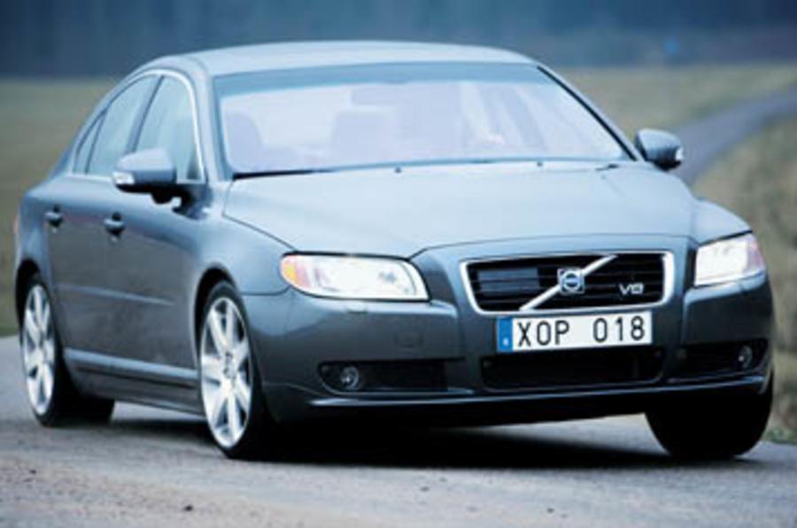 2016 Volvo S80 >> Volvo S80 4.4 V8 SE review | Autocar