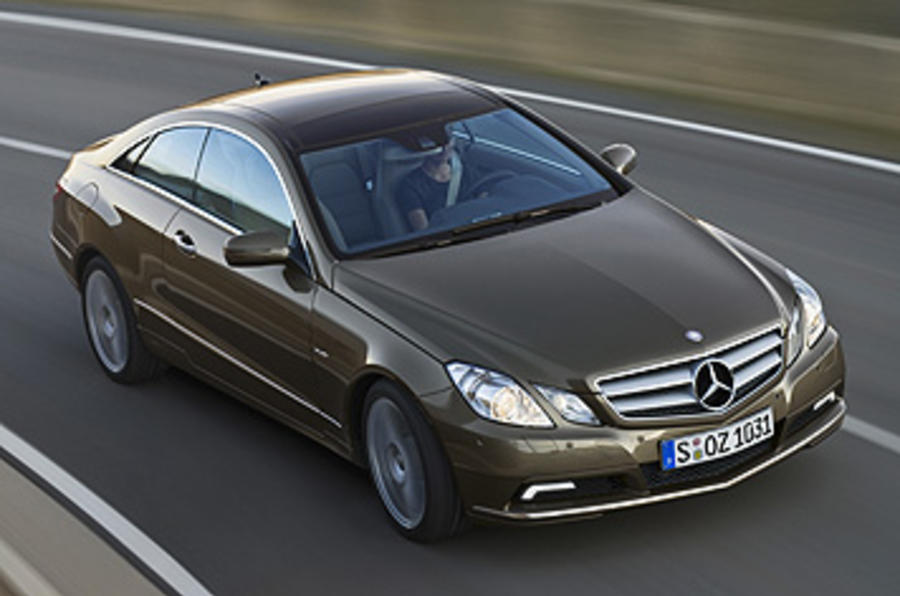 mercedes e250 cgi coupe review autocar. Black Bedroom Furniture Sets. Home Design Ideas