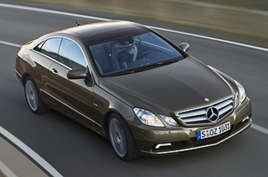 Mercedes E250 CGI Coupe