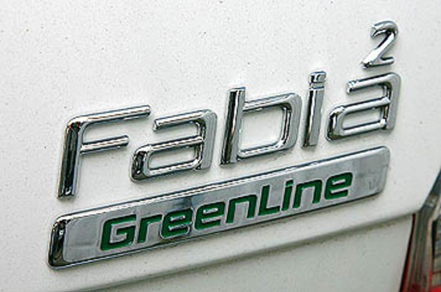 Skoda Fabia Greenline