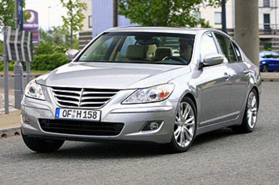 Hyundai Genesis 4.6 V8