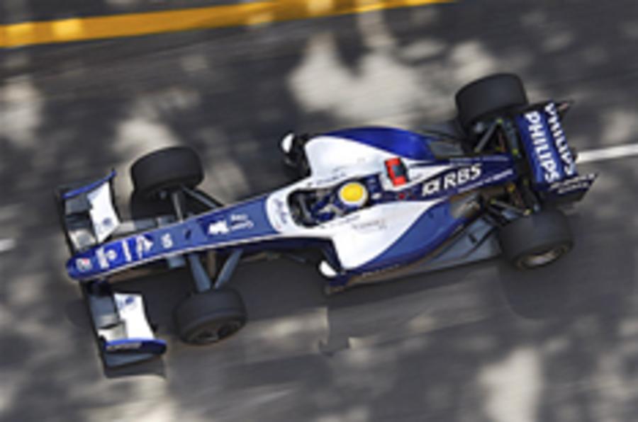 Rosberg tops Monaco F1 practice