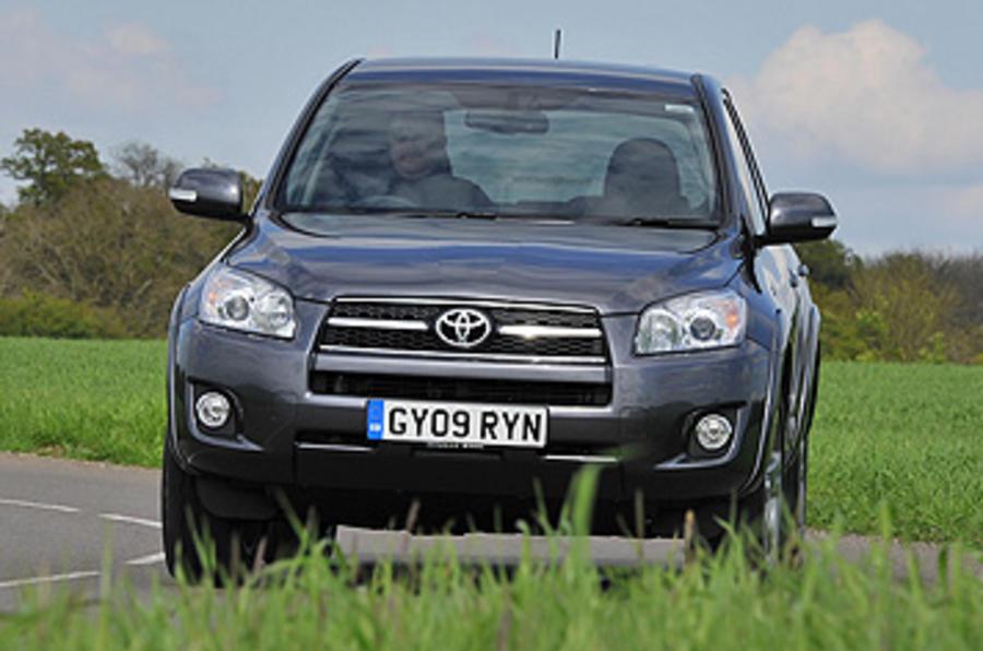 Toyota RAV4 2.2 D4-D 150 SR