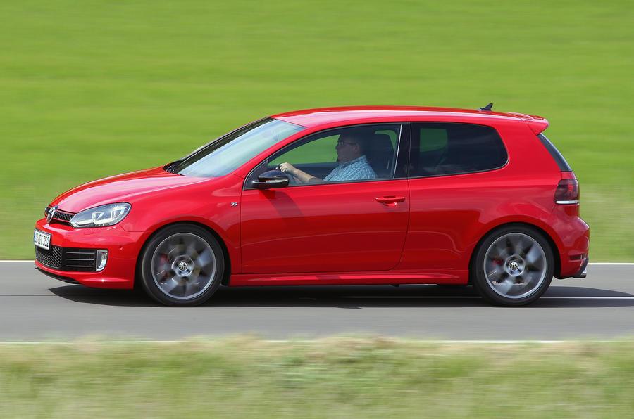 £27,300 Volkswagen Golf GTI Edition 35