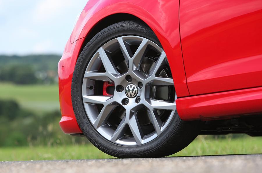 18in Golf GTI Edition 35 alloys