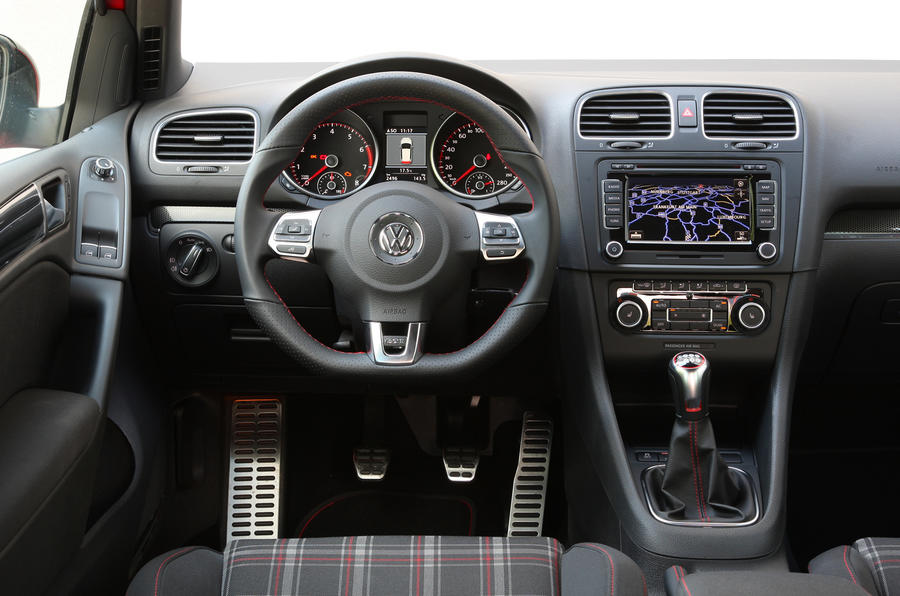 VW Golf GTI Edition 35 first drive