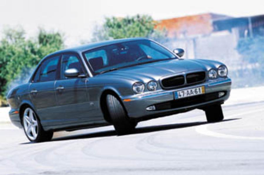 Jaguar XJ TDVi Sport