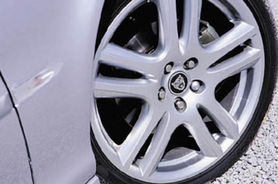 Jaguar X-type 2.2D estate