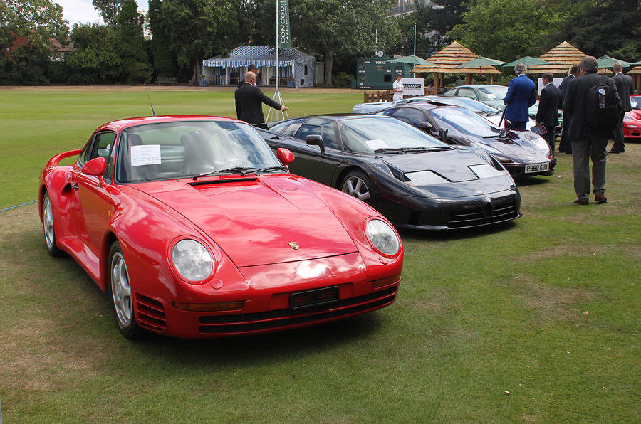 Salon Prive - show report + pics