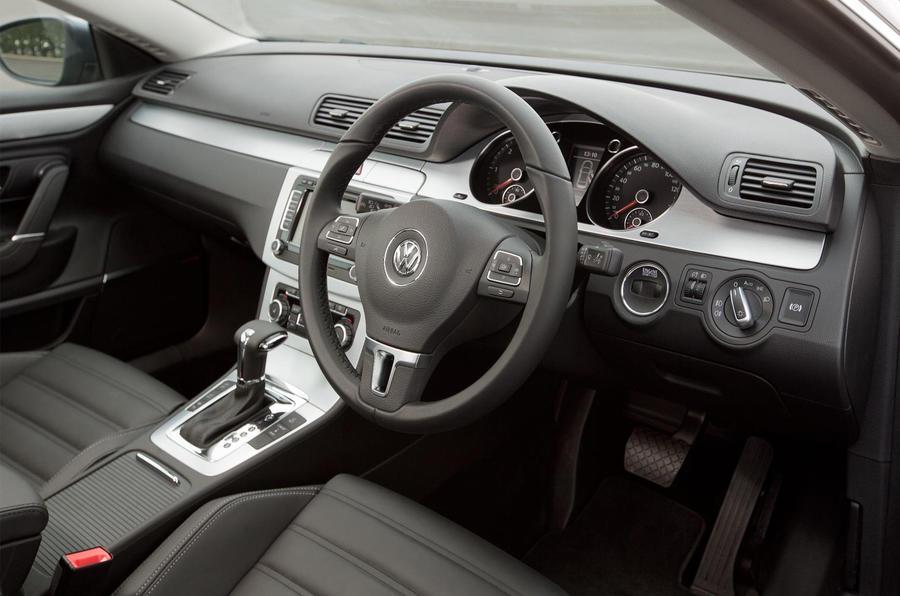 volkswagen passat cc  tdi  gt review autocar