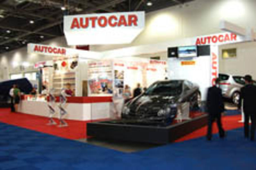 Motor show beats expectations