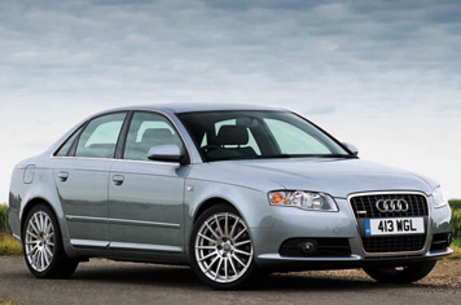 2008 audi a4 20 quattro s line reviews