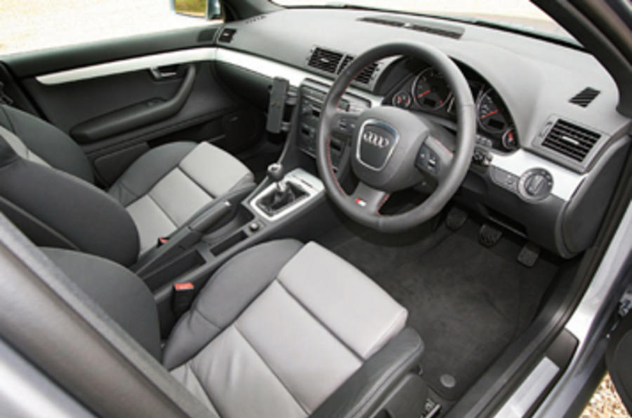Audi A4 2.0 TDI 170