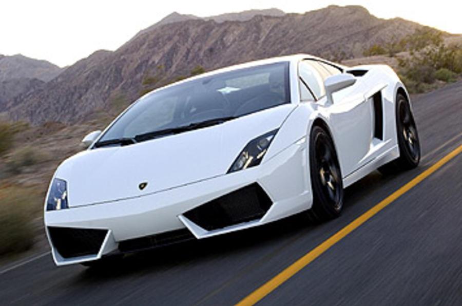 Lamborghini Gallardo LP560 4 ...