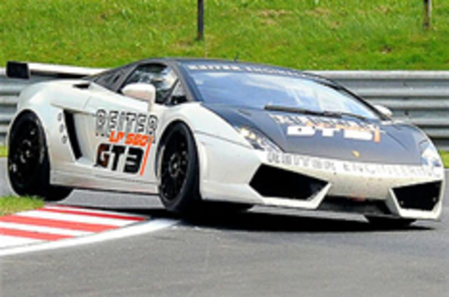 Lambo LP560 racer launched