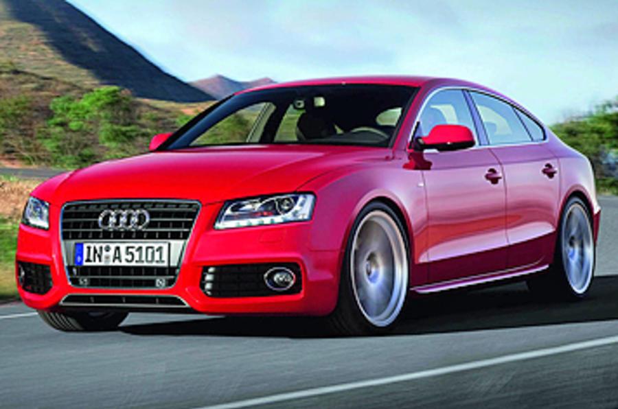 Audi a5 20 tdi s line sportback review
