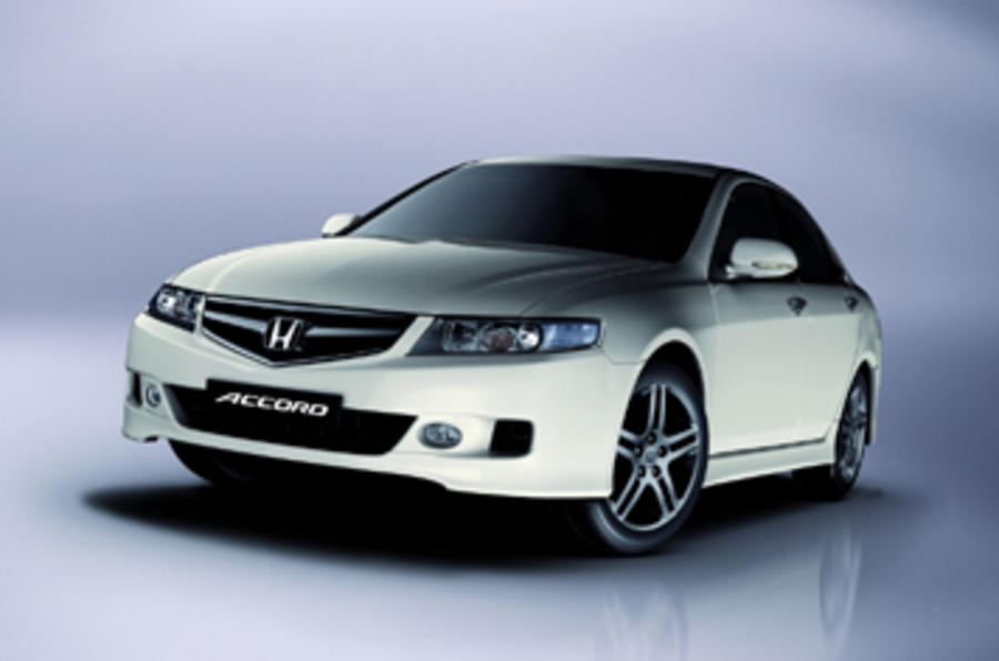Honda Accord Sport GT
