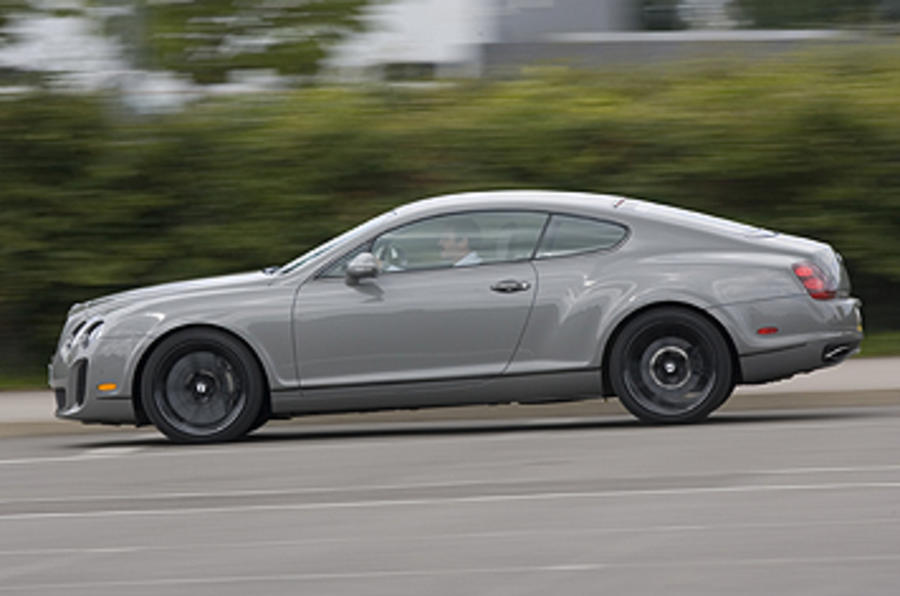Fastest Bentley Continental GT