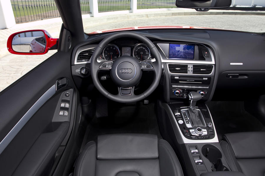 Audi A5 3.0 TFSI cabriolet