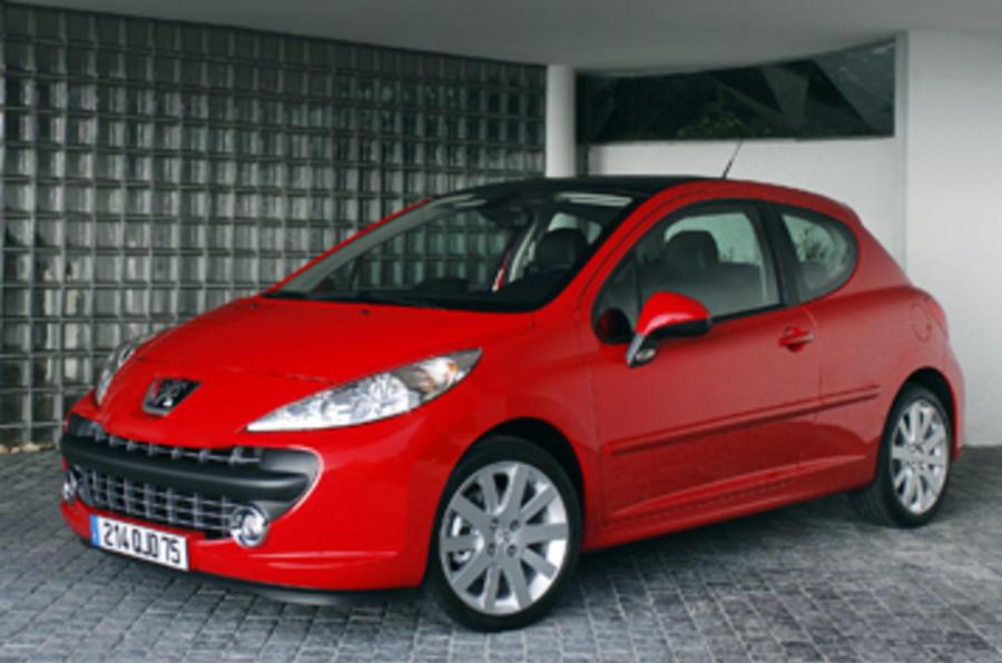 Peugeot 207 150 GT