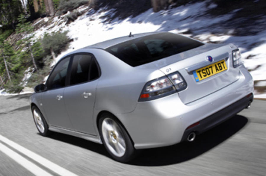 Saab 9-3 1.9 TTiD